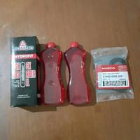 Paket Oli Shockbreaker + Seal Sil Shock Grand Supra Fit Beat Revo