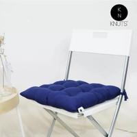 Knuts Chair pad Chairpad 40x40 Bantalan Kursi Kursi Duduk Empuk Sofa