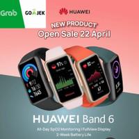 NEW Huawei Band 6 SmartBand Smart Watch Garansi Resmi Huawei Indonesia