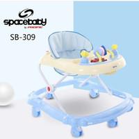 BABY WALKER SPACE BABY SB 309