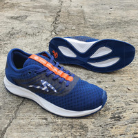 Sepatu running specs original Ultradrive dress blue orange new 2021