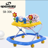 BABY WALKER SPACE BABY SB 306