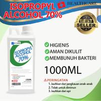 Isopropyl Alcohol Murni/ Ipa 70% JKCARE Murni - 1 Liter