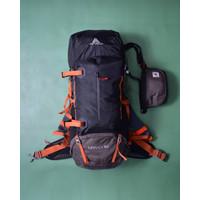 Avtech Tas Gunung Carrier Levuca 60L Include Waistbag