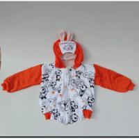 jaket bayi gambar panda terlaris