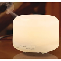 Aroma Diffuser Ultrasonic Humidifier Colorful LED-500ML Remote
