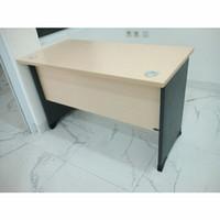 Meja Kantor/Meja Kerja 120x60x75 cm-INDACHI DD 121PF-Molek_Furniture