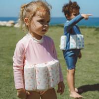 Summertide Girls Long Sleeve Floatsuit   Baju Renang Pelampung Anak