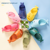 Sandal Baby Shark / Sandal Anak Import Lucu