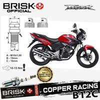 Busi Motor Brisk Copper Racing Tipe - B12C Tiger