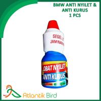 BMW Obat Nyilet 1 Pcs dan Anti Kurus Ampuh Menyembuhkan Burung Snot