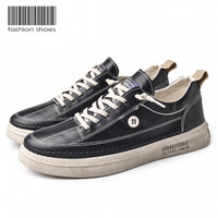 Krugeer Sepatu Pria Sneakers Impor Kasual Gaya Korea