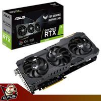 Asus TUF Gaming GeForce RTX 3060 OC Edition 12GB GDDR6 PCIe 4.0