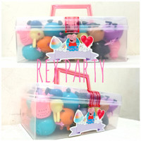 Peppa Pig Figure Set/ Peppa Pig Gift Set/Peppa Pig Box plus Label Nama