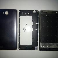 casing fullset backdoor tombol frame lcd huawei honor 3c H30-U10