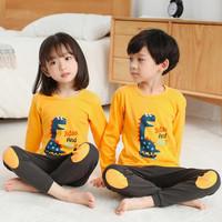 Piyama anak baju tidur anak laki-laki dan perempuan