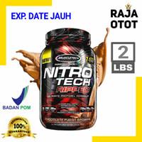 Muscletech Nitrotech Ripped 2 Lbs MT Nitro Tech Ripped 2Lbs Susu Whey