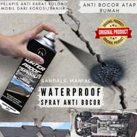 Spray Anti Bocor Atap Waterproof Rubberized Undercoat Lapis Anti Karat