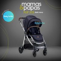 Baby Stroller Mamas Papas Flip XT3 MamasPapas Mamas & Papas - Dark Navy