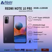 Xiaomi Redmi Note 10 Pro Ram 8GB Rom 128GB, Snapdragon 732G, 5020mAh