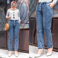 celana panjang wanita celana baggy jeans wanita baggy pants wanita