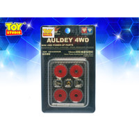 Mainan Auldey 19mm Bearing Roller Accesories Mobil Tamiya Go For Speed