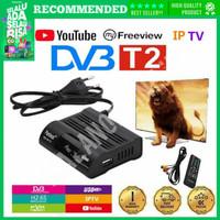 Pantesat Digital TV Tuner Set Top Box WiFi Receiver DVB-T2 - HD99