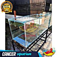 Aquarium Kaca 120x50x50 Full 10MM