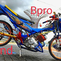 ARM BPRO SATRIA F150 GOLD