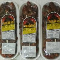 TERMURAH Kurma Tunisia Palm Fruit 250 Gram / Palmfruit Tangkai Perahu