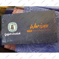 Sarung Gajah Duduk Warisan Pure Premium Cotton