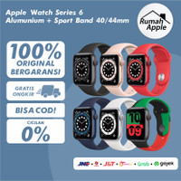 Apple Watch Series 6 2020 44mm 40mm SE Black White Pink Gold Red Blue