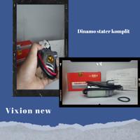 DINAMO STATER VIXION NEW - RTHC