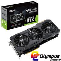 Baru Asus TUF Gaming GeForce RTX 3060 OC Edition 12GB GDDR6 PCIe 4.0