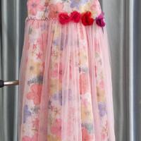 dress anak/baju pesta anak /baju princess