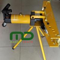 MD-Pipe Bender Hydraulick 1/2-2 Alat Tekuk Pipa Manual 16 Ton