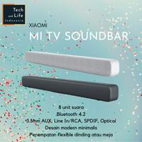 Xiaomi Mi TV Soundbar Wired Wireless Bluetooth HiFi Speaker - Putih