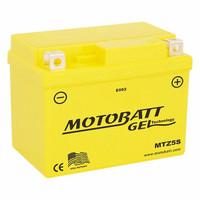 Aki Motor Honda Verza 150 CW Motobatt MTZ5S aki kering/gel