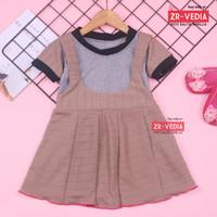 Dress Nagita uk Bayi 3-12 Bulan / Dres Anak Perempuan Murah Baju Baby