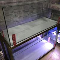 Aquarium 100x50x50 8 mili + rak holo