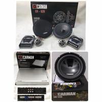 Paketan audio Carman mobil