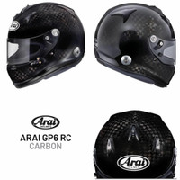 Arai GP6 RC Carbon