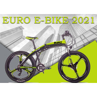 Sepeda listrik lipat EURO