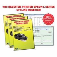 Promo WIC Resetter Epson L120, L130, L220, L310, L360, L365 Free 1 key