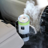 Air Humidifier Mobil Aromatherapy Difuser Gelas Aromaterapi 300ml