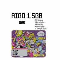 Voucher Axis Aigo 1.5GB 5hr Nasional