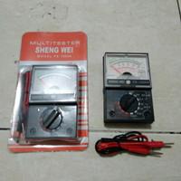 multitester analog mini/avometer analog/multitester kecil