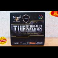 Mainboard Asus TUF B450M-PLUS Gaming (AM4, B450, DDR4, USB3.1, SATA3)