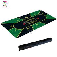 Premium Texas Holdem Poker Table cloth Rubber 1.2m - Taplak Meja Poker