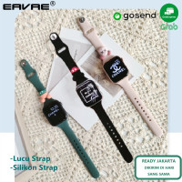 Strap Apple Watch iwatch Series 6 5 4 3 2 1Silicone Tali Silikon Sport